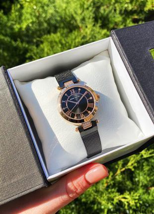 Оригинальные женские наручные часы Mini Focus MF0215L.03 Black-Cu