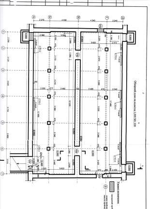 Подвальное помещение 245 кв.м