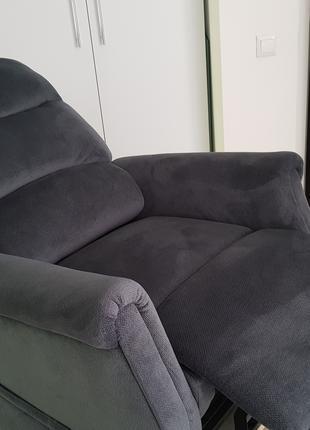 Електрическое кресло реклайнер