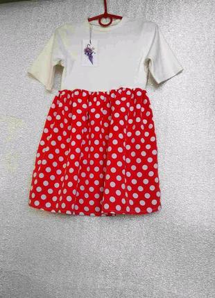 Платье Сукня для девочки 4-5 лет