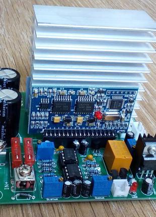 Плата чистый синус на EGS002 EG8010, 24V/48V