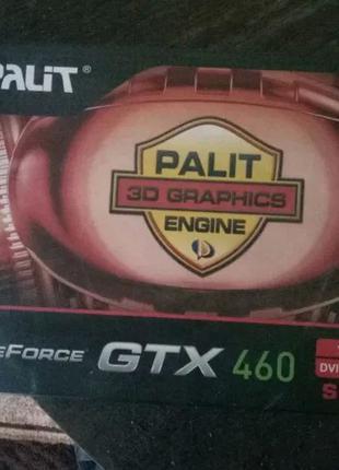 Palit GTX 460 SE