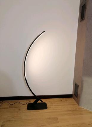 Напольная лампа, торшер Lightmoon 150 Хайтек