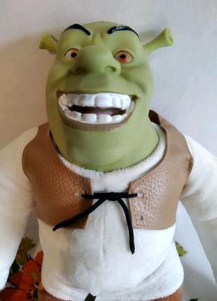 Весёлый Шрек_ детская игрушка
