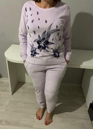 Домашний костюм женский батальный