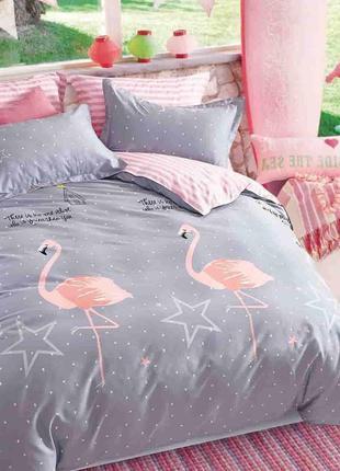 постельное бельё Фламинго