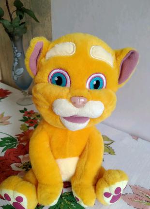 Говорящий Котенок_детская игрушка
