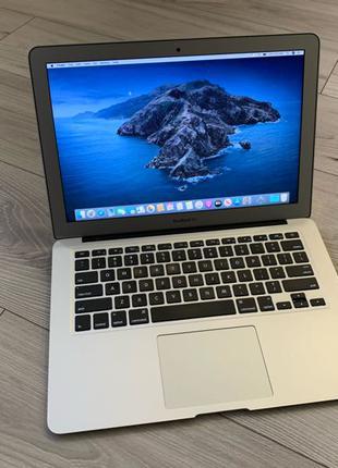 MacBook Air 2015 13.3 A1466 i7 8 gb 256 gb ssd intel hd 6000