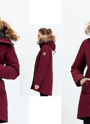 Новая зимняя куртка-парка Tiger Force XS-S 34-36 пуховик аляска