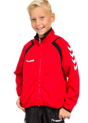 Детская спортивная кофта HUMMEL TEAM PLAYER POLY р. 116