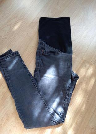 Бомбезные лёгкие джинсы для беременных