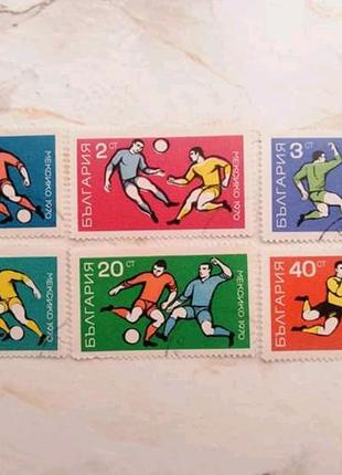 Чс з футболу в Мексиці 1970 рік