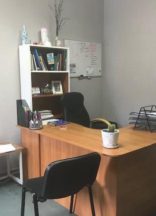 Сдам часть офиса ул.Челюскина.