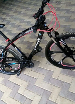 Велосипед на литих дисках BMW-26