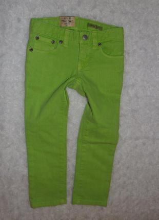 джинсы мальчику 3 года