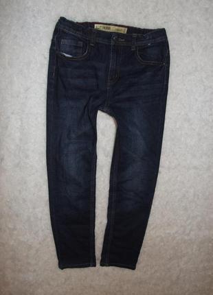 джинсы мальчику 10 - 11 лет