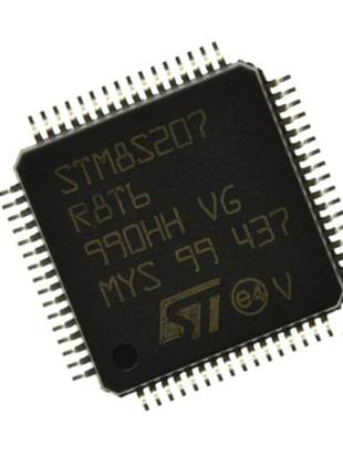 Микроконтроллер STM8S207 STM8S207R8T6 STM85207 R8T6