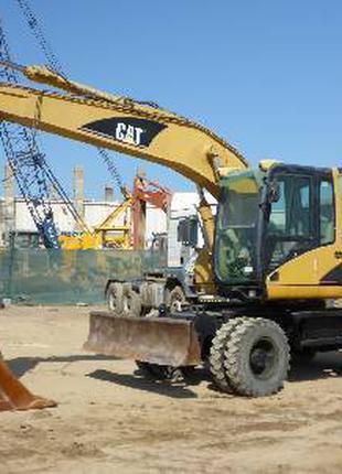 Оренда повноповоротного екскаватора Caterpillar M316C 5200грн/зм