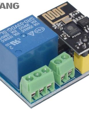 ESP8266 ESP-01 WiFi релейный модуль