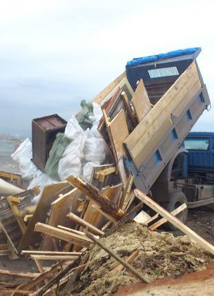 Вывоз мусора Вита-Почтовая,Круглик,Боярка,Вишневое