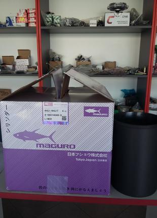 Гильза блока цилиндров Маguro двигателя ISUZU 4HG1, 4HG1-T для ав