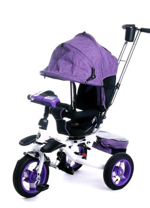 Детский Трехколесный велосипед от 1 года Baby Trike6595