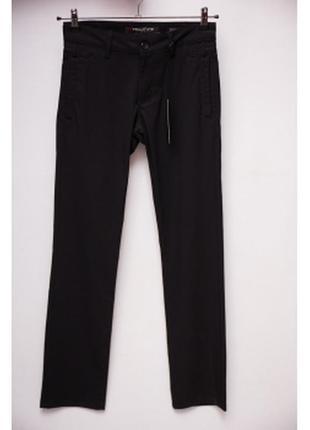 Брюки мужские tello  черные 27 размер