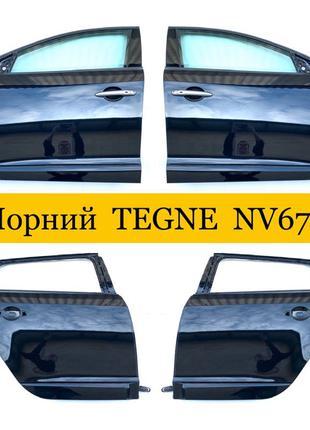 Двери задние передние Renault Megan 3 Рено Меган левая правая сто