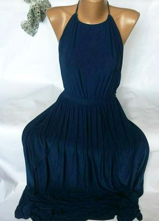 Длинное платье, сарафан Missguided.