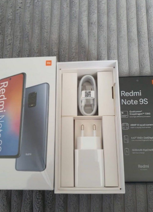 Xiaomi Redmi Note 9S 4/64 Gb