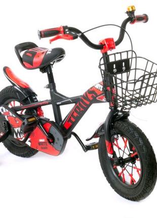 Детский велосипед TZ-007 12 дюймов Колеса