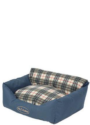Лежак Деми для собак ( 66х52х24 см) + септик в подарок