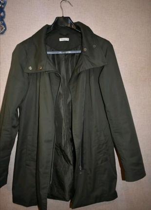 Лёгкая  куртка плащ