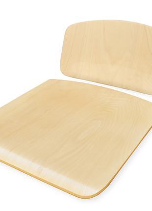 Сиденье спинка для школьного/ученического стула, Ремкомплект
