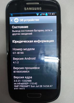 Samsung Galaxy S III mini GT-I8190