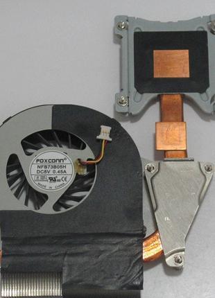 Система охлаждения к ноутбуку HP G62