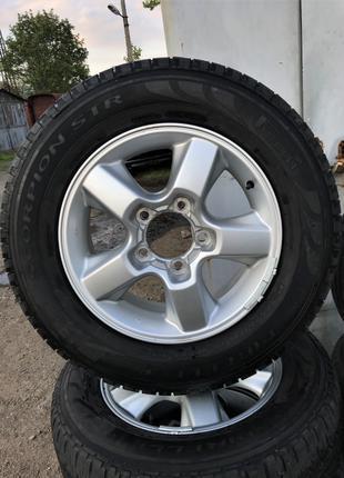 Колеса ( Диски+резина) Land Cruiser. Диски BMW