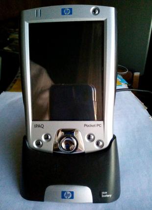 Продам портативный компьютер hp IPAQ  Pocket PC.