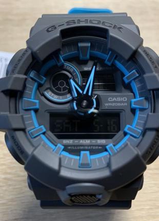 Casio G-SHOCK GA700SE-1A2