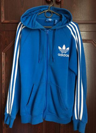кофта,спортивка,олимпийка adidas original