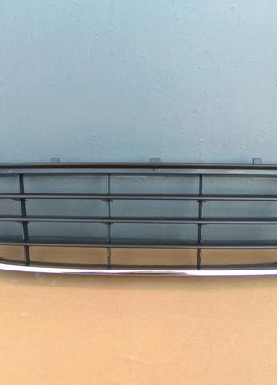 Решетка переднего бампера Vw Golf 5 V 2005-2009 год Variant Combi