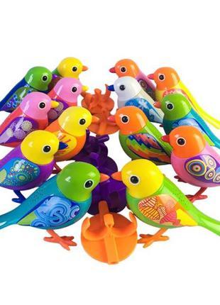 Digi birds интерактивные птички игрушка НОВАЯ музыкальная птица,