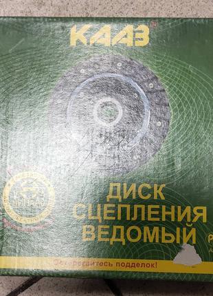 Диск сцепления ведомый ВАЗ 2109