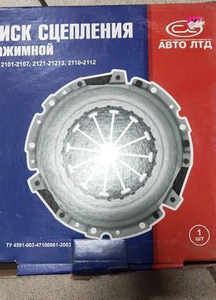 Диск сцепления нажимной ВАЗ 2107 (Классика),  2109