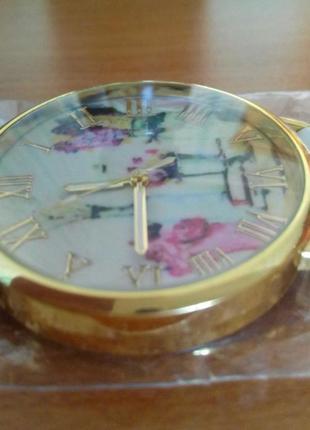 Часы с белым ремешком, золотой римский, циферблат, часики женс...