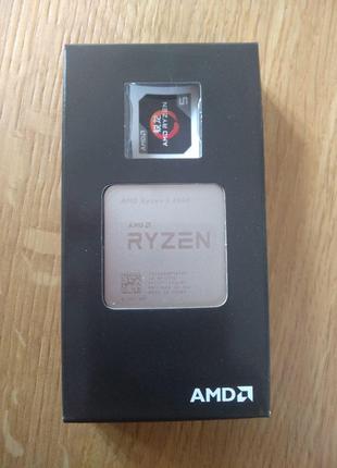 AMD Ryzen 5 2600 новый