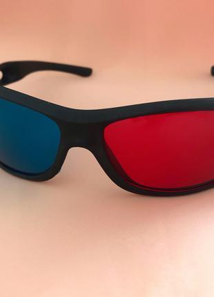 Анагліфні 3D стерео-окуляри