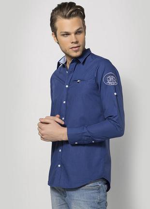 Рубашка мужская размер l