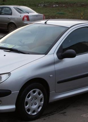 Запчасти Peugeot 206 Разборка Пежо 206 Ремонт СТО