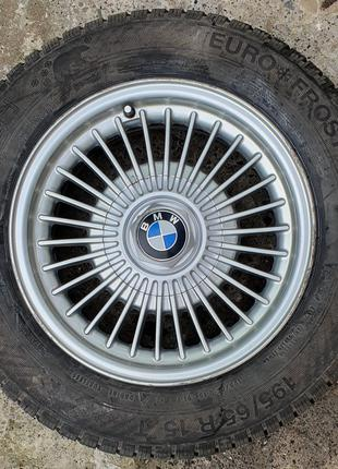 BMW Style 4 original диски + зимові шини